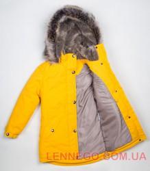 Lenne Estella куртка парка для девочки, подросток