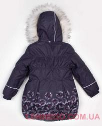 Lenne Estelle пальто для девочки серое