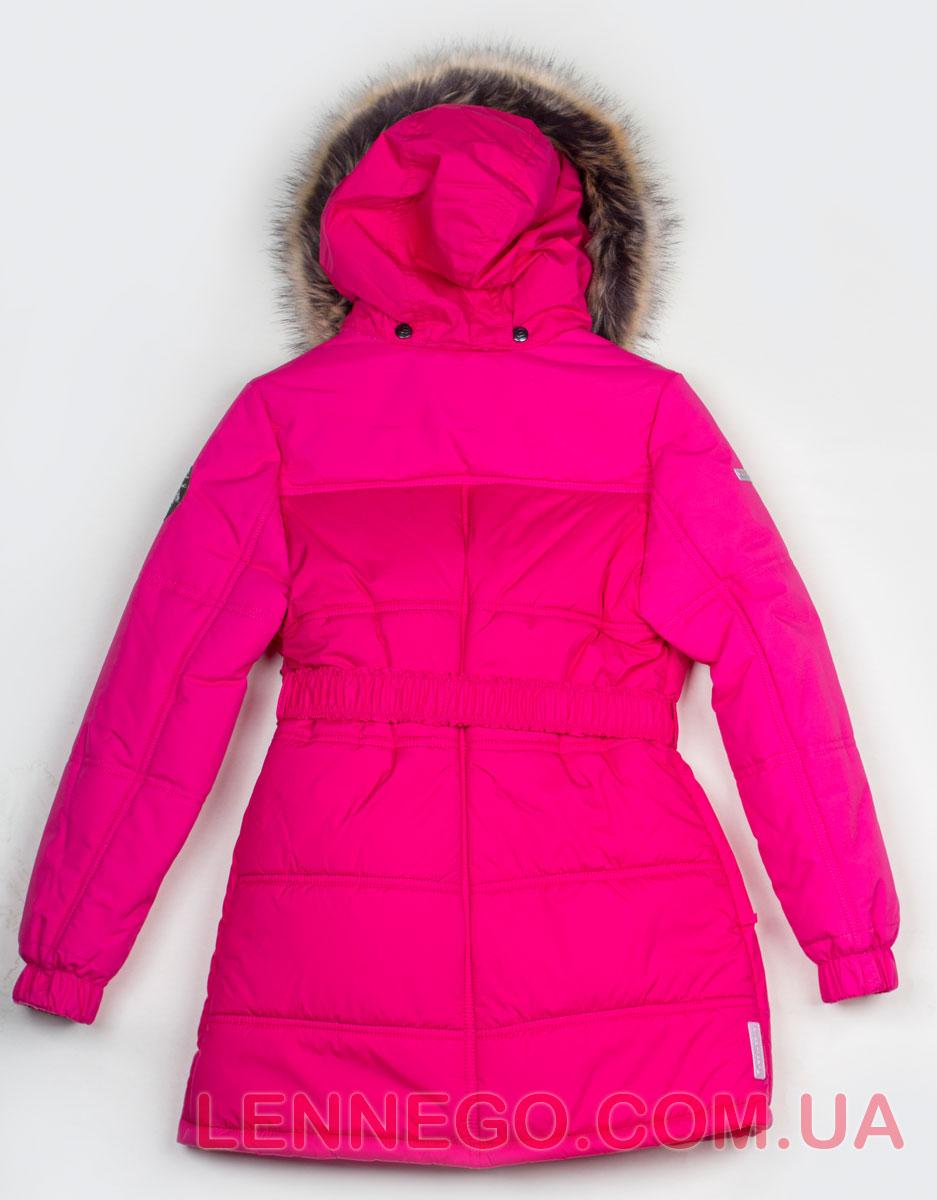 Lenne Gretel куртка для девочки ягодная