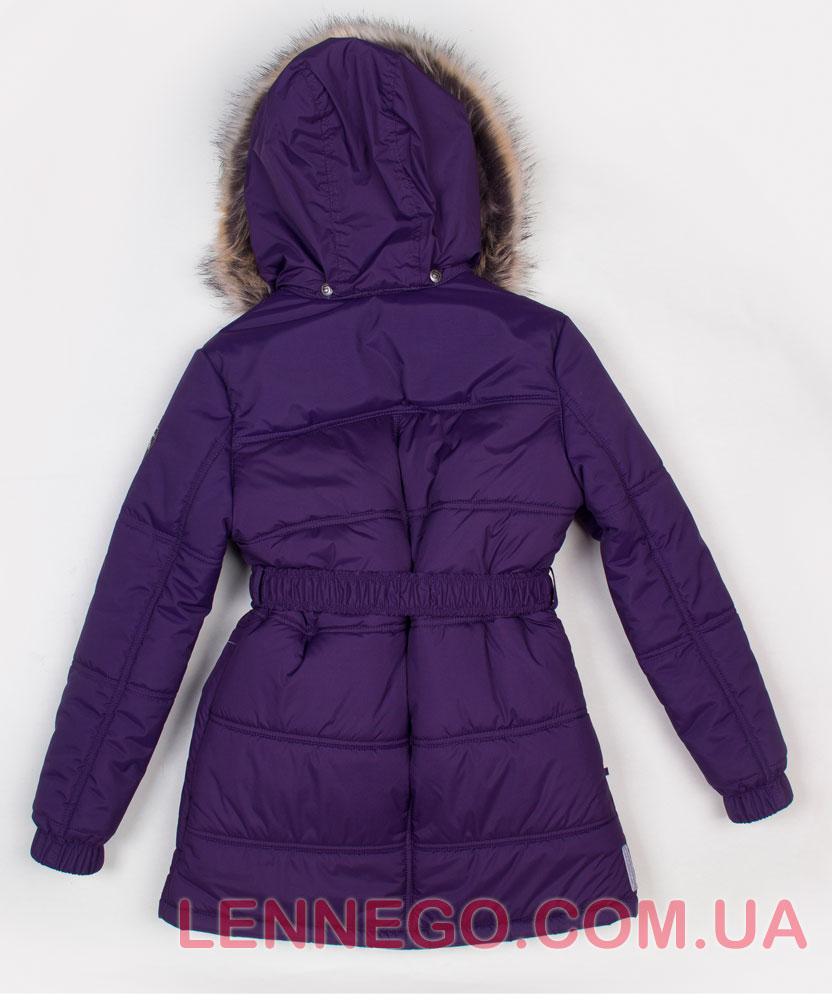 Lenne Gretel куртка для девочки фиолетовая
