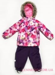 Lenne Miia комплект для девочки цветок