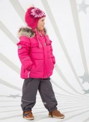 Lenne Fanny куртка для девочки ягодная