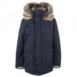 Lenne Jako куртка парка для мальчика темно-синяя 20368-229