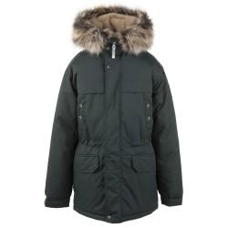 Lenne Wafi куртка парка для мальчика хаки 20369A/332
