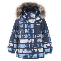 Lenne Alexi удлиненная куртка  для мальчика 20340a-6800