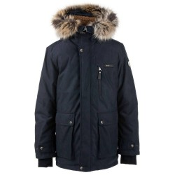 Зимняя куртка парка для мальчика lenne jari 20368B/229