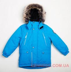 Зимняя куртка парка для мальчика lenne storm 18341/637