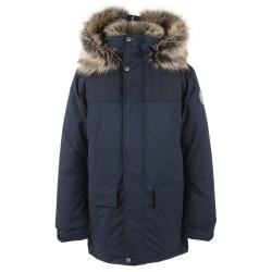 Зимняя куртка парка для мальчика lenne walt 20368a/229
