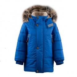 Lenne Tom зимняя куртка для мальчика синяя