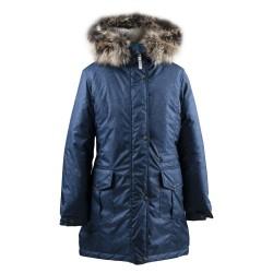 Lenne Polly куртка парка для девочки подросток синяя
