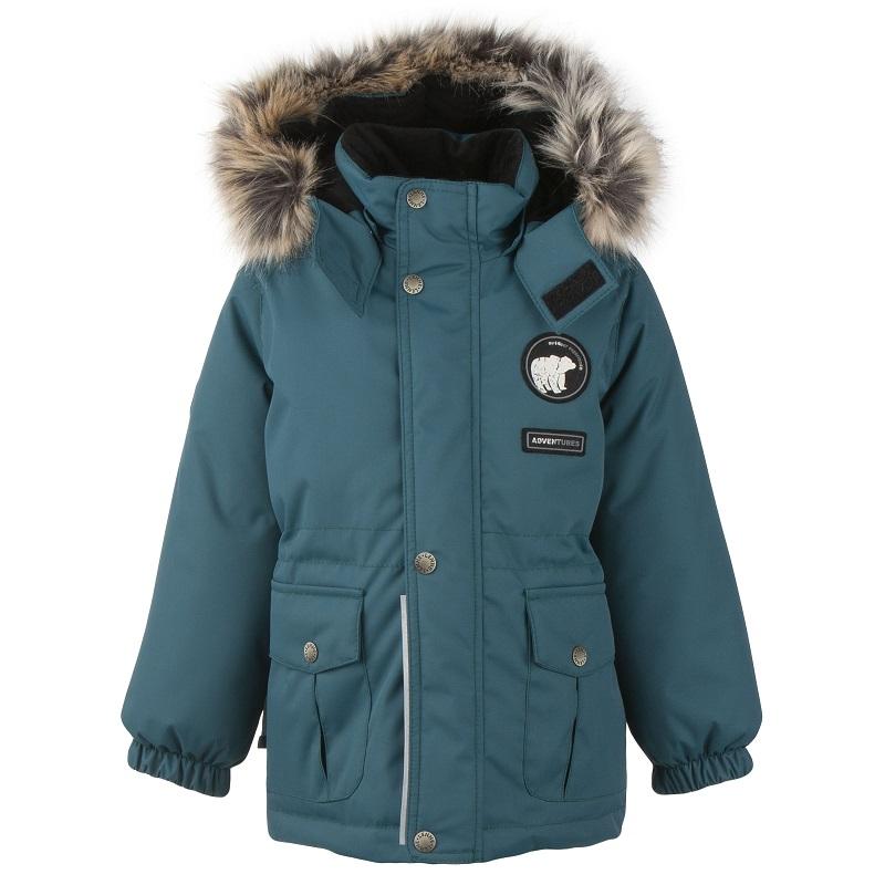 Lenne Moss удлиненная куртка парка для мальчика 20339-423