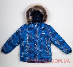 Зимняя теплая куртка для мальчика Lenne Alex 18340/2290