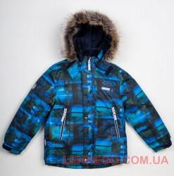 Зимняя теплая куртка для мальчика Lenne Alex 18340/6350