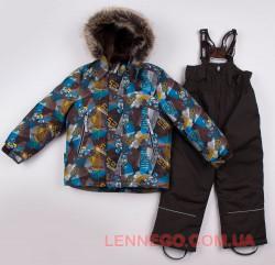 Lenne Alex+Jack комплект для мальчика коричневый