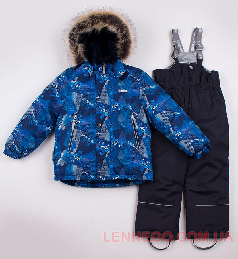 Lenne Alex+Jack комплект для мальчика синий
