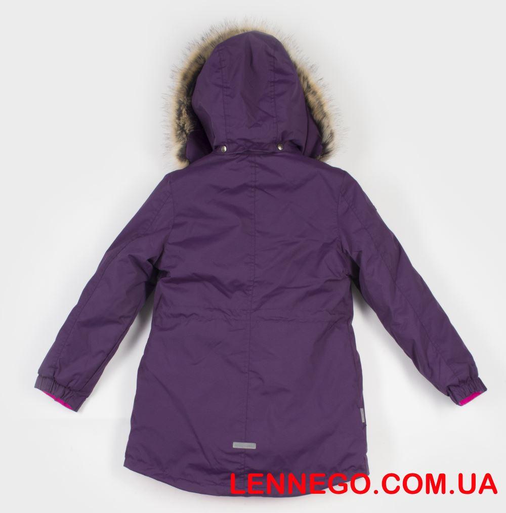 Lenne Angel куртка парка для девочки фиолет подросток