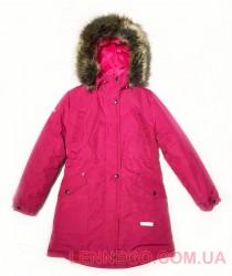 Lenne Barby куртка парка для девочки фуксия, подросток