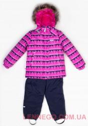 Зимний теплый комплект для девочки Lenne Britt 18320A/4055