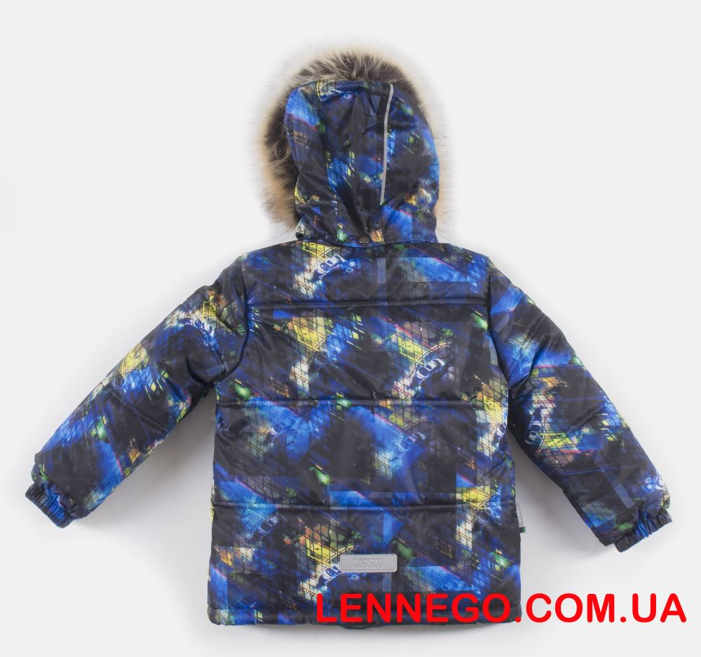 Lenne City куртка для мальчика, темно-синяя