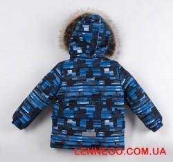 Lenne City зимняя куртка для мальчика синяя