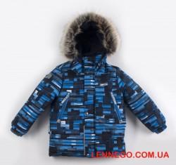 Зимняя куртка для мальчика Lenne City 19336/6370