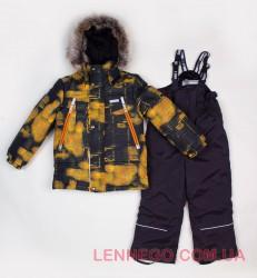 Lenne CIty+Jack комплект для мальчика оранжевый