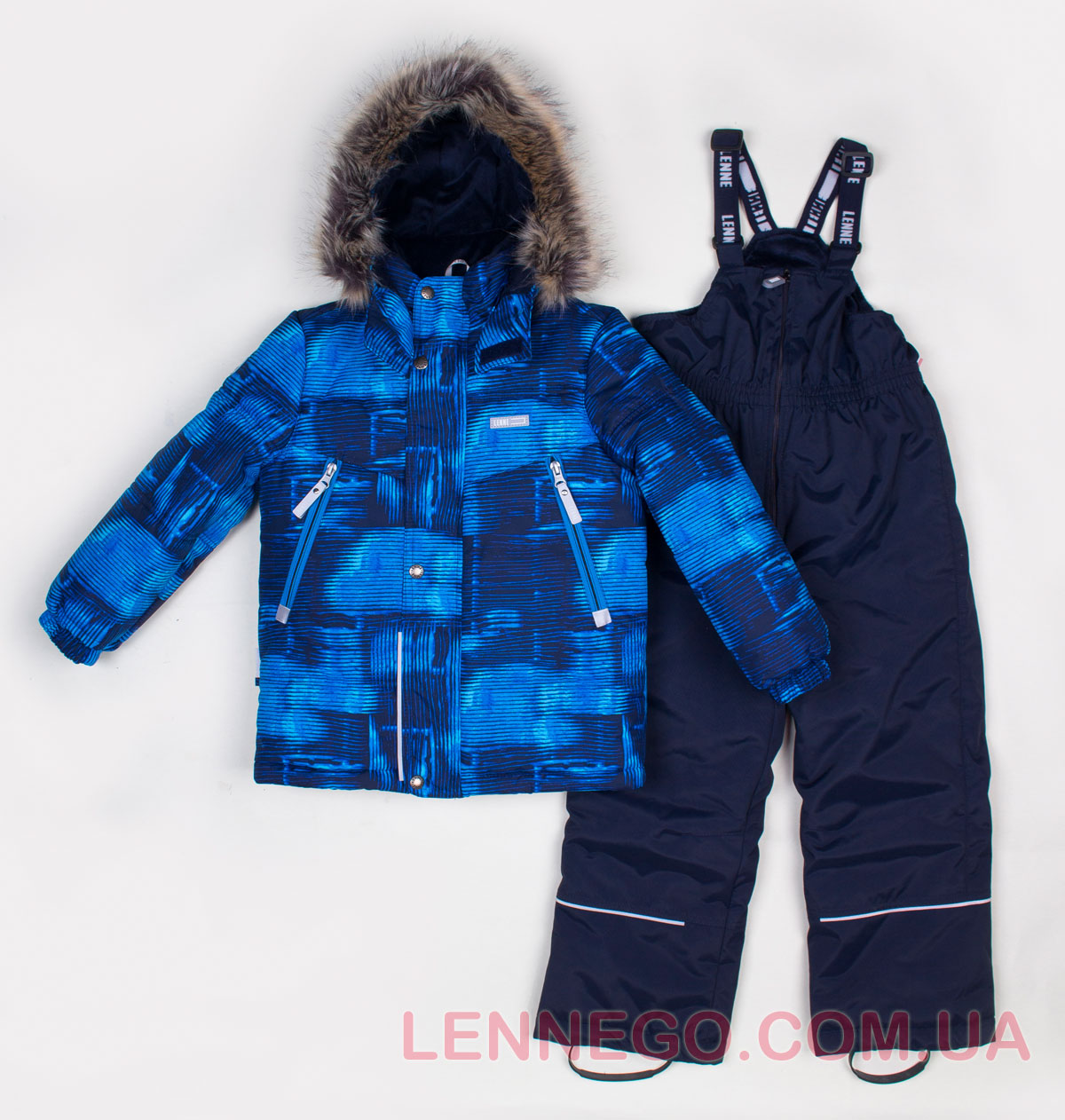 Lenne CIty+Jack комплект для мальчика синий