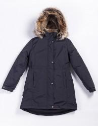 Lenne Edna куртка парка для девочек и молодых мам 20671/987 графит