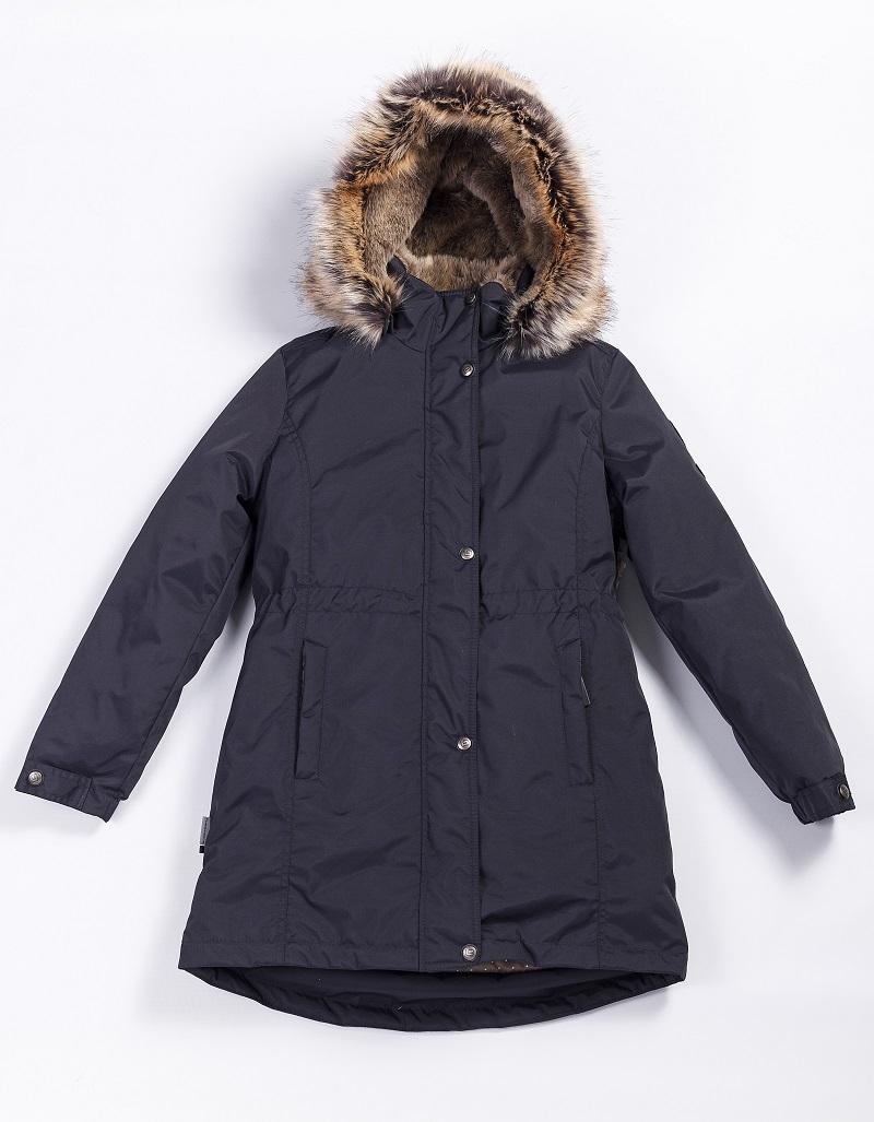 Lenne Edna куртка парка для девочек и молдых мам 20671-987 графит