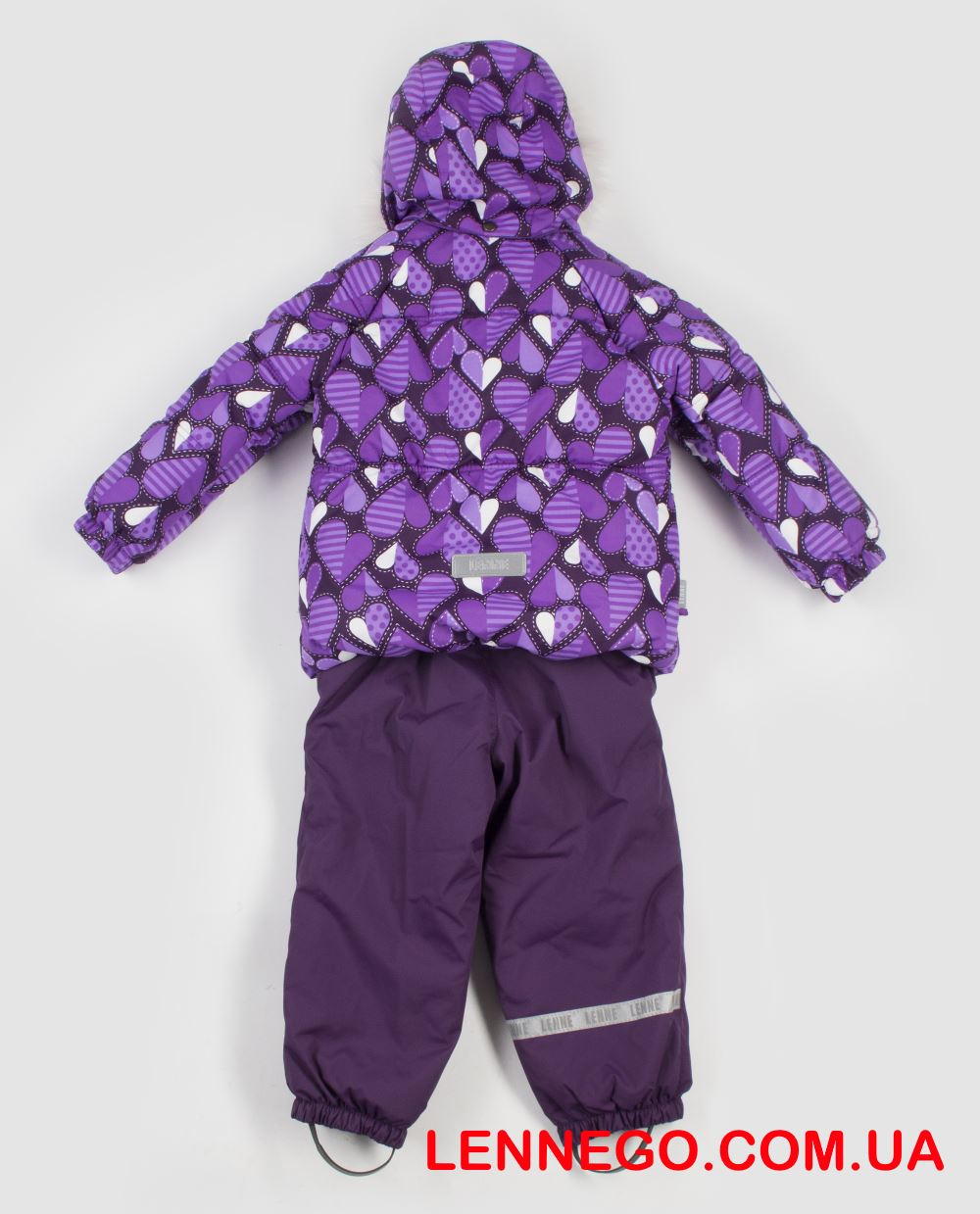 Lenne Elsa комплект для девочки фиолет
