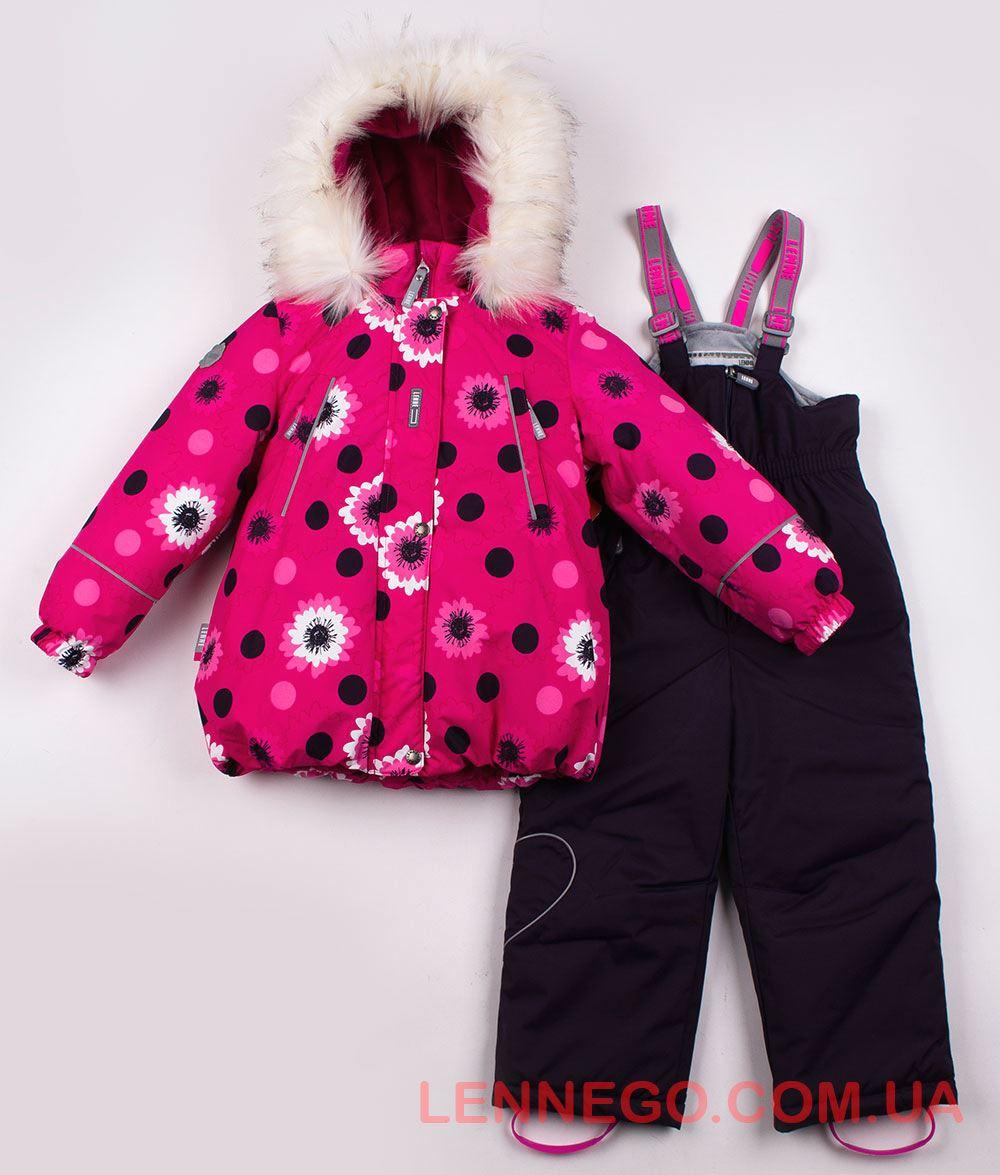 Lenne Emily+Heily комплект для девочки ягодный