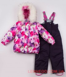 Lenne Emily+Heily комплект для девочки цветок