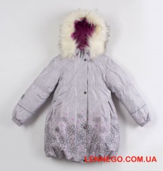 Lenne Estella пальто для девочки светлое