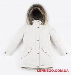 Lenne Estella куртка парка для девочки подросток беж