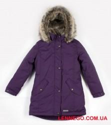 Lenne Estella куртка парка для девочки подросток фиолет