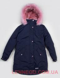 Зимняя теплая куртка парка для девочки Lenne Estra 18671A/229