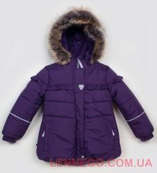 Lenne Fanny куртка для девочки баклажан