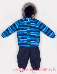 Зимний комплект для мальчика (куртка+полукомбинезон) Lenne Frank 18318/2299