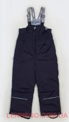 Зимний полукомбинезон для мальчика Lenne Jack 18351/987 темно-синий графит