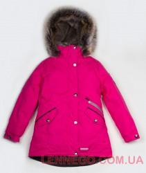 Lenne Joyla куртка парка для девочки ягодная