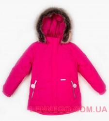 Зимняя куртка парка для девочки Lenne Marion 18329/261