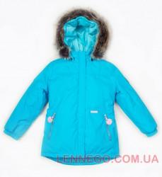 Зимняя куртка парка для девочки Lenne Marion 18329/663