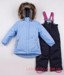Lenne Marion+Heily комплект для девочки голубой