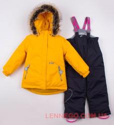 Lenne Marion+Heily комплект для девочки жёлтый