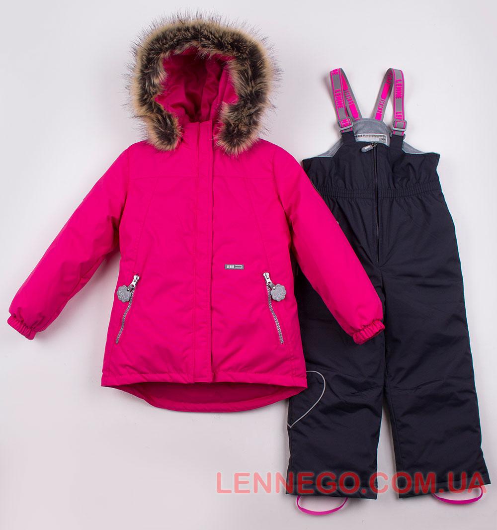 Lenne Marion+Heily комплект для девочки малиновый