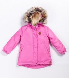 Стильная зимняя куртка парка для девочки lenne marta 20335/2622