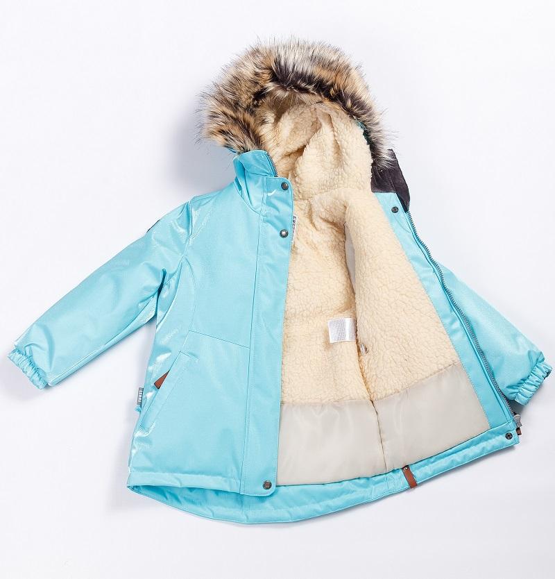 Lenne Marta удлиненная куртка парка для девочки 20335-4122