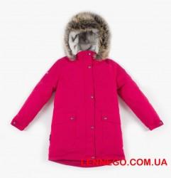 Зимняя модная куртка парка для девочки Lenne Melody 19360/186