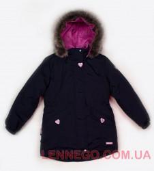 Зимняя куртка парка для девочки Lenne Milly 18330/229