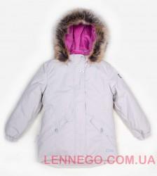 Зимняя теплая куртка парка для девочки Lenne Milly 18330/107